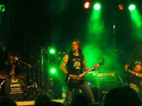 Fatal Embrace - The Ultimate Aggression - Live @ Taunus Metal Festival 2013