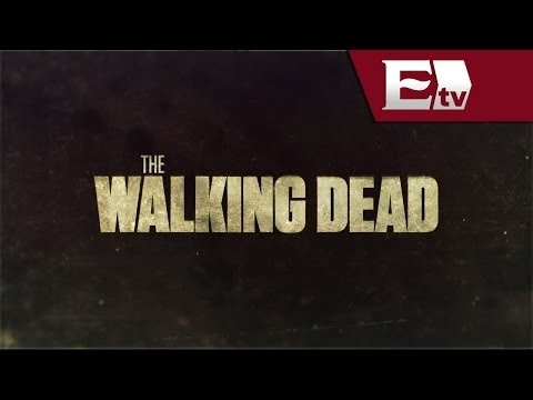 Canal AMC confirma 5ta temporada de The Walking Dead / Salvador Franco Videos De Viajes