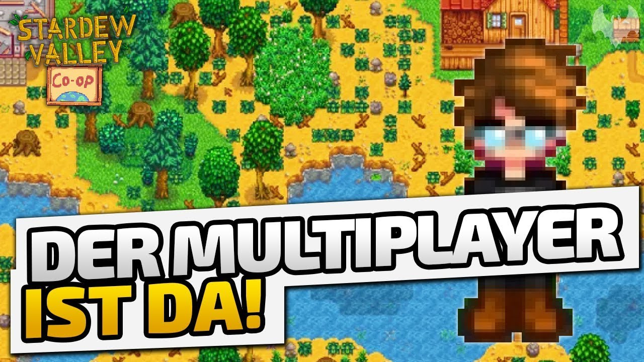 how to get stardew valley multiplayer