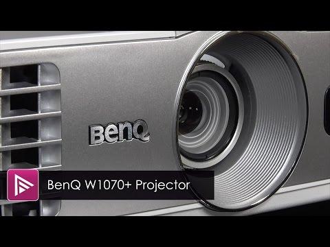 BenQ W1070+ DLP Projector Review