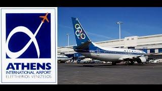 видео Авиалинии Греции
