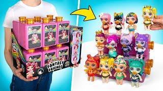 DIY-Schleim   Poopsie Fanтasy Friends Puppen UNBOXING!