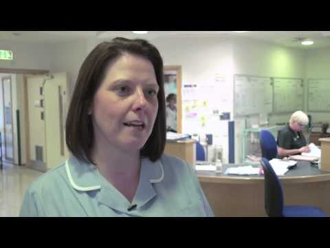 Kingston Hospital nurse recruitment film