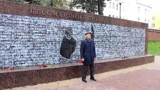 Народный артист СССР Василий Лановой посетил Смоленск