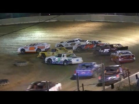 Pure Stock Feature | Old Bradford Speedway | 9-11-16
