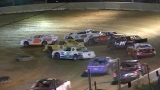 Old Bradford Speedway Pure Stock Feature