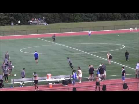 Barton Men's Soccer vs Dodge City CC - 2016