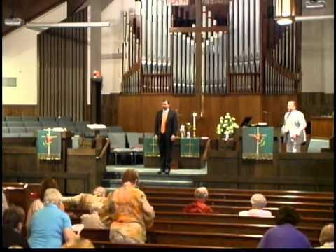 First United Methodist Church of Bella Vista - Traditional Service - July 17, 2011
