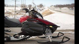 Обзор снегохода Yamaha Venture