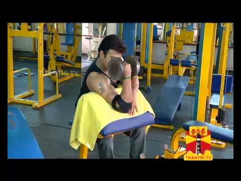 FITNESS WITH RIYAS KHAN 06.10.2013 Thanthi TV (உதயம் புதிது)