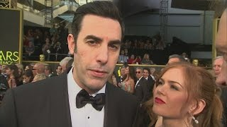 OSCARS 2016: Sacha Baron Cohen goes all serious for a change