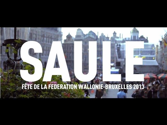 SAULE - Grand Place Bruxelles - Off