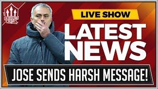 Mourinho Mocks Man United Board? Man Utd News