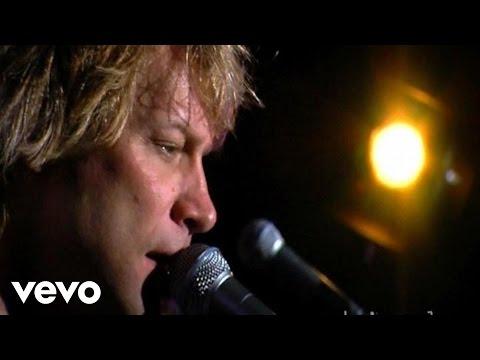 Bon Jovi - (You Want To) Make A Memory (Stripped)