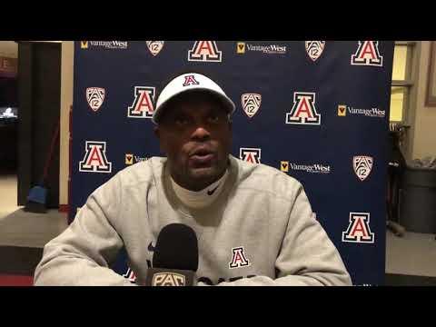 Watch: Arizona coach Kevin Sumlin on Wildcats' loss at Washington State