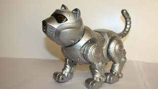 Tekno Robotic Kitty Interactive Cat By Toy Quest [hd]