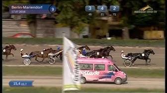 17.07.16 Berlin-Mariendorf, Berlin-Jägersro Super Trot Cup 2016 (4. Lauf)