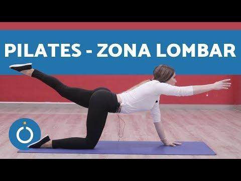 PILATES para COLUNA lombar: exercícios fáceis