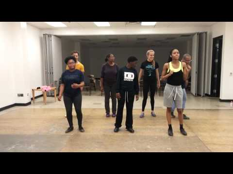 Guajira (I Love U 2 Much) - Yerba Buena - Choreography by Bril Barrett