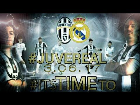 JUVENTUS - Real Madrid UCL Final's PREVIEW # IT'S TIME TO... [TOP LAND 01/06/17]