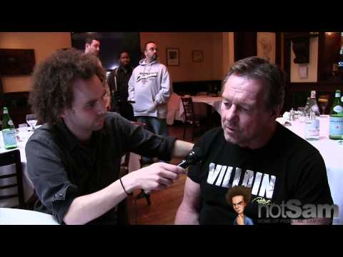 Sam Roberts & Roddy Piper - Not Liking Legends House, his character, etc