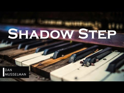 SHADOW STEP   Hillsong United. Instrumental Piano Cover.