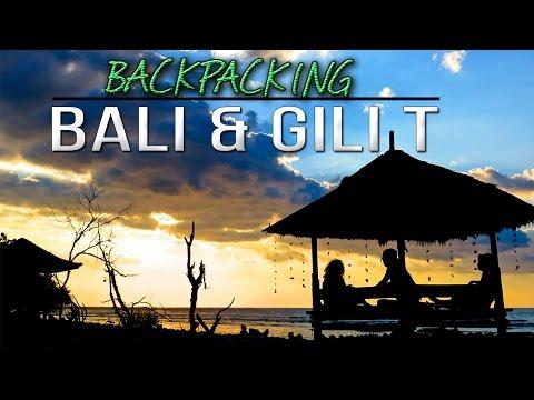 BACKPACKING Bali & Gili Trawangan [GoPro HD]