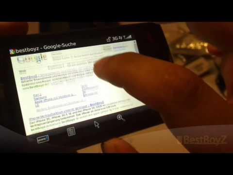 (HD) Review / Vorstellung: BlackBerry Storm2 9520 2/3 | BestBoyZ