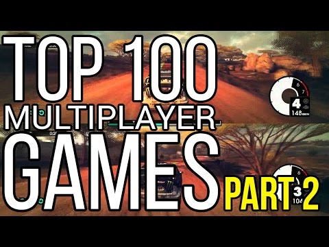TOP 100 MULTIPLAYER GAMES PC | SPLITSCREEN/ SAME PC / CO OP / LOCAL MULTIPLAYER [PART2]