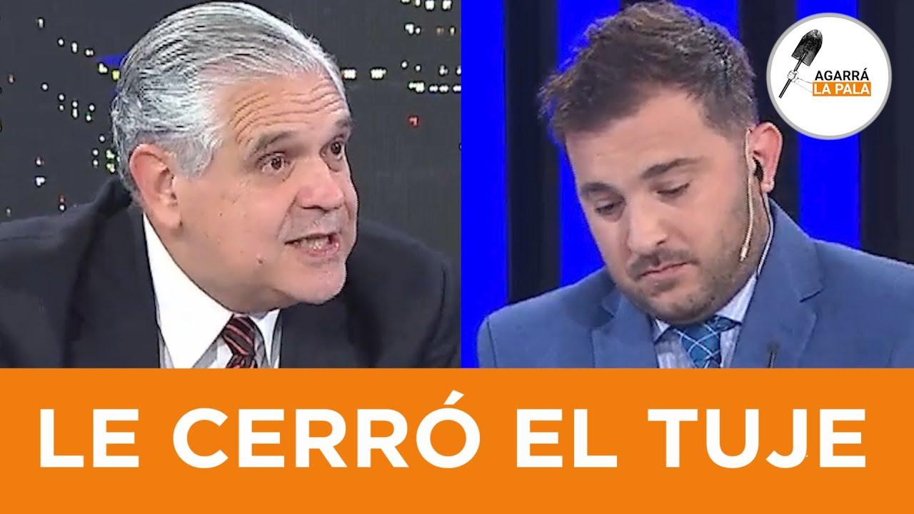 "Download López Murphy le cerró el tuje a GarKatelli épicamente ""Este gobierno se endeudó por 50 mil millones"""