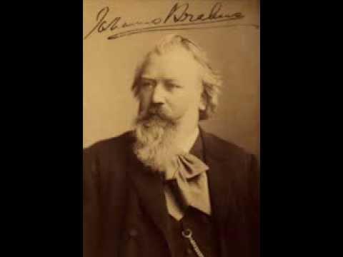 J. BRAHMS - 6 Klavierstücke op. 118. A. Schiff, piano