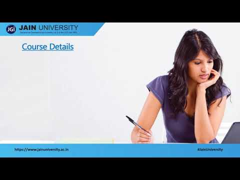 Bcom(Hons) - (International Accounting & Finance | ACCA | UK) at JAIN UNIVERSITY, Bangalore