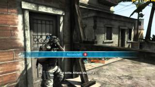 GHOST RECON: Future Soldier gameplay PC AMD HD 6770M with FPS counter