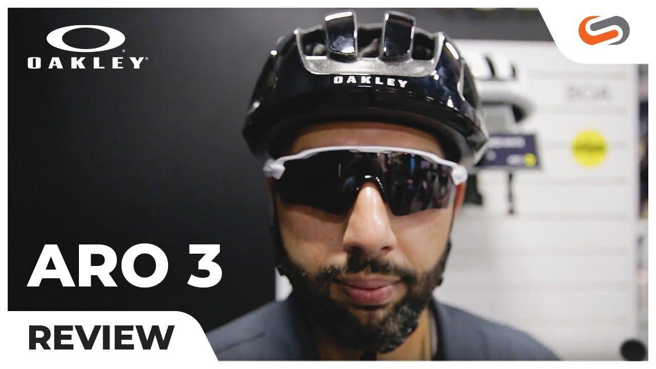 d65ae024a6 Oakley Aro 3 Cycling Helmet