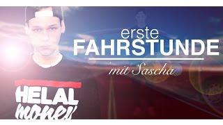 ERSTE FAHRSTUNDE mit Sascha
