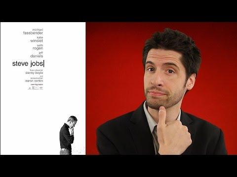 Steve Jobs movie review - YouTube