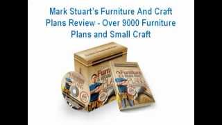 Mark Stuart's Furniture And Craft Plans Review - Over 9000 Furniture Plans And Small Craft