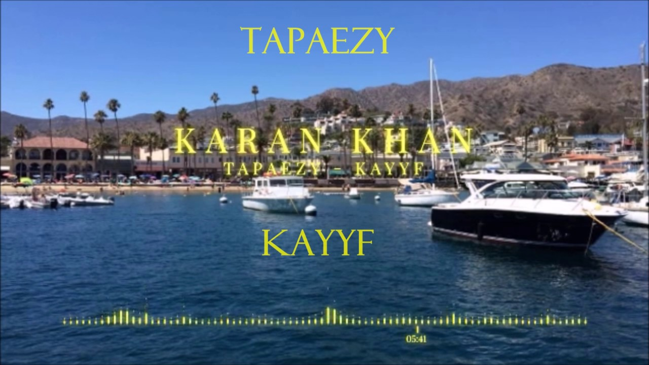 Karan Khan - Tapaezy (Official) - Kayyf