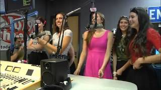 Cimorelli at 107.9 The End