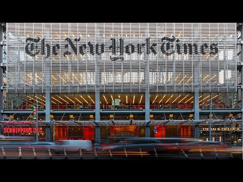 Truth Doesn't Matter to The New York Times
