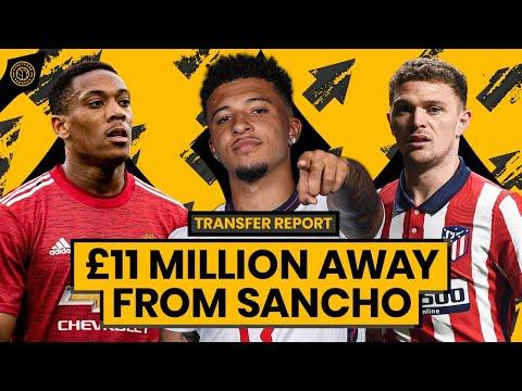 Man United Are £11 Million Short For Jadon Sancho… | Transfer Report