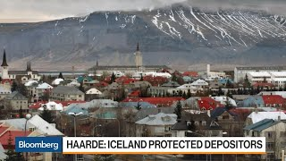 EU Regulators 'Learned From Us,' Former Iceland PM Says