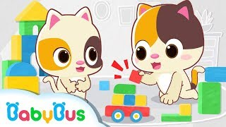 Baby Panda Makes Cool Toy Cars | Ice Cream, Learn Colors, Doctor Song | Number Song | BabyBus