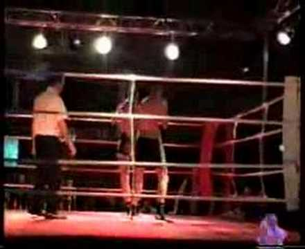 JONATHAN LINNANE V ANTHONY BURNS ROUUND 2
