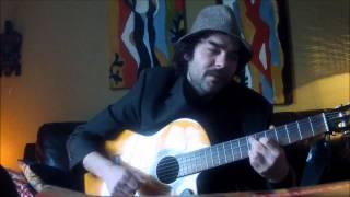 Du Jazz dans le Ravin (Serge Gainsbourg) par Michaël Sombrero