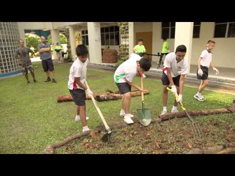 Scripps Networks Interactive Asia - Change The World 2014 | HGTV Asia