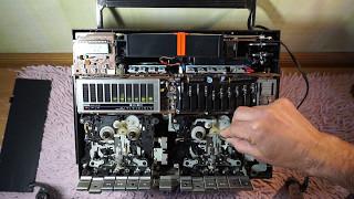 Sharp WF-939, Sharp WF-940. Конструкція і основні проблеми.