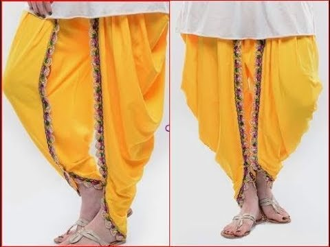 afghani salwar full video  Dhoti salwar