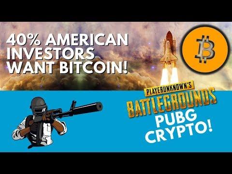 Investors WANT Bitcoin! 3 Dirt-Cheap Altcoins, PUBG Crypto