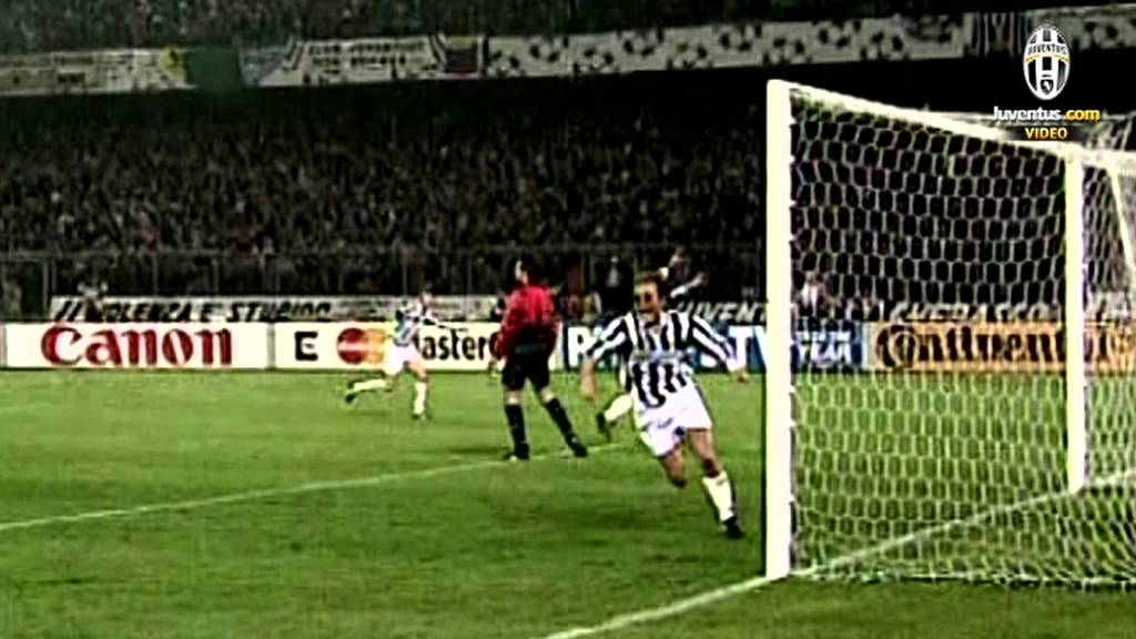 20031996  Champions League  JuventusReal Madrid 20
